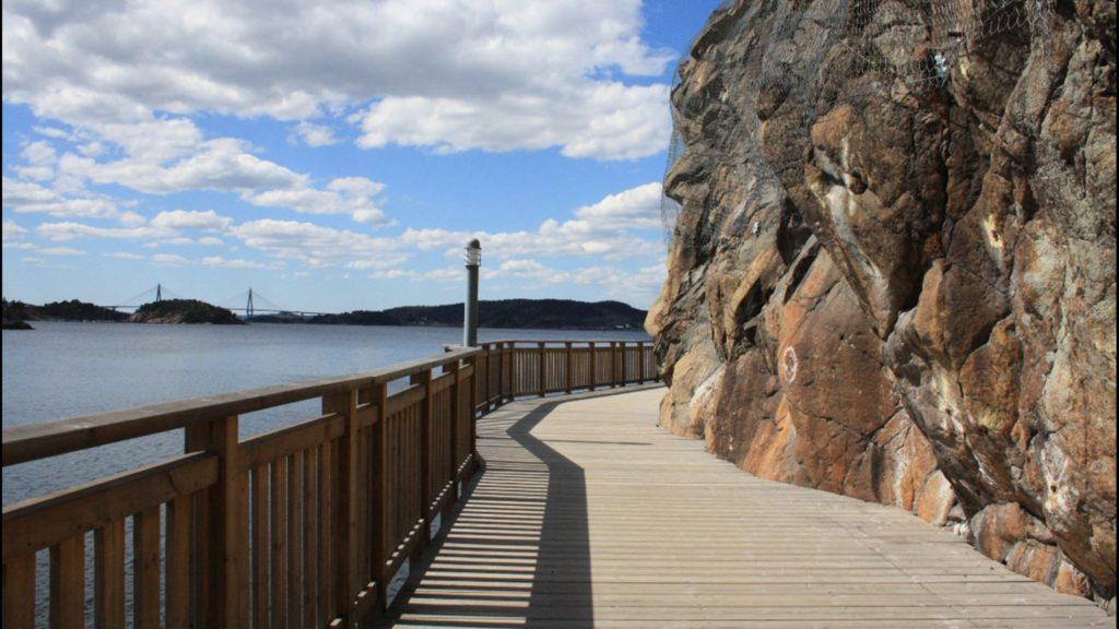 Strandpromenaden Uddevalla