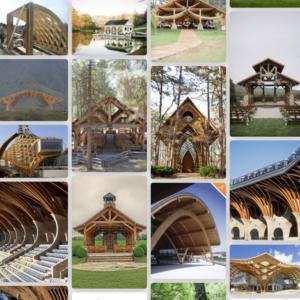 Byggnader i trä